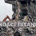 hurda karşılığı bina yıkımı