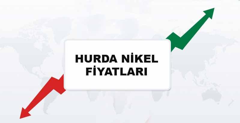 hurda nikel fiyatları