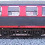 Hurda Tren Vagonu ve Rayı